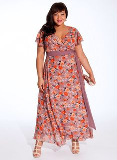 584a11dda4 17 Best Plus size dresses to wear to a wedding images