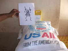 Elyx knows more about the WFP's partners in the fight against Ebola. USAID is one the most important supporters.