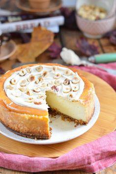 Tarta de queso y Nocilla blanca...I-N-C-R-E-I-B-L-E