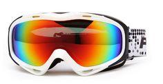 Polisi Men Women Ski Snowboard Goggles Double Layer Anti-fog Lens Snowmobile Skate Glasses Polarized Winter Snow Skiing Eyewear