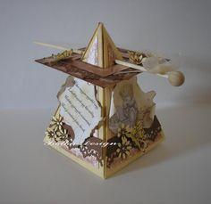 Pyramid box Box, Snare Drum