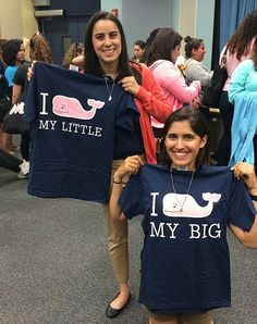 preppy big/little ♥