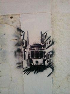 Eléctrico. Lisbon Free Walls