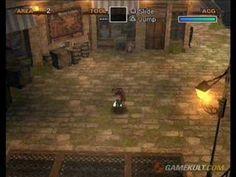 Wild Arms 4 - Nightless City Guara Bobelo