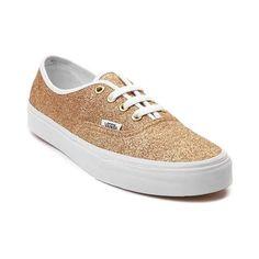 Vans Authentic Glitter Skate Shoe