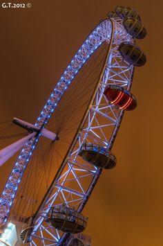 My Bucket List - Ride the London Eye! ✈