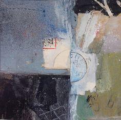 "Lynn Watt ""Hopscotch"" collage"