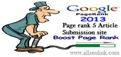 page rank 5 article submission site Article Submission Sites, Article Sites, Press Release, List, Submissive, Search Engine, Seo, Articles