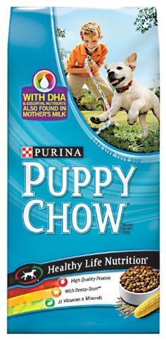 Puppy Chow Complete and Balanced Dog Food, 8.80-Pound for only $8.79 You save: $1.00 (10%)