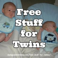 With twins, you'll need all the financial help you can get. Here's some free stuff for twins and discounts you can get as a parent of twins.
