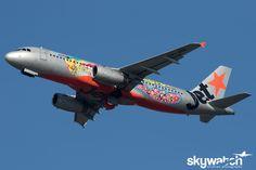 Jetstar Asia 9V-JSH (Airbus A320 - MSN 2604) - Bangkok Airport