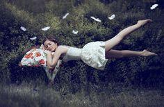 Levitation photography...
