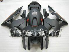 Honda CBR 600RR F5 2005-2006 ABS Fairing - Red/Black #2006cbr600rrFairingKit #2006hondaCBR600rrFairings