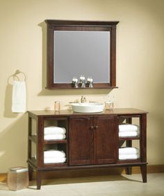 Woodpro Cabinetry Valencia Dresser Vanity Ensemble Has Old