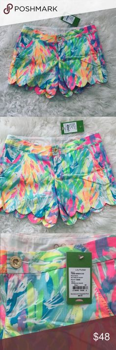 Lilly Pulitzer shorts Brand new Lilly Pulitzer Shorts