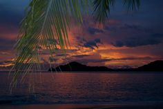 **Vacation booked!  Can't wait :-D  Sunset in Papagayo ,Costa Rica