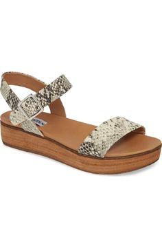 9939520eebd Steve Madden Aida Platform Sandal (Women)