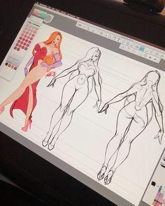 Cartoon Drawings, Cartoon Art, Drawing Sketches, Figure Drawing, Drawing Reference, Poses References, Art Poses, Character Design References, Character Drawing