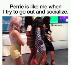 I love perrie