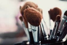 How to Clean Makeup Brushes--And How Often!