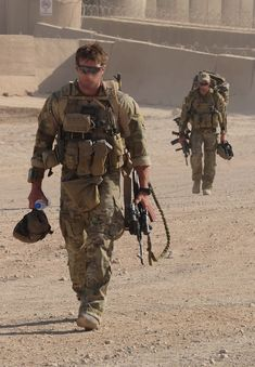 Special Forces... always in harm's way. (Bless them keep them safe.)