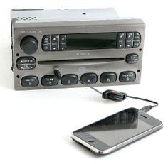 Chevy Cobalt 2005 2006 AM FM CD Player w Aux Input Radio