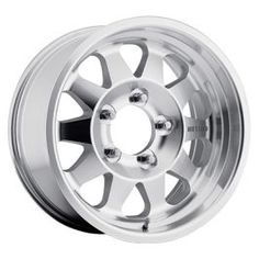 Method Race Wheels MR101 Machined Non-Beadlock Race Wheel