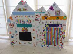 Un Hermoso Espacio creativo divertido y Alegre para chicos!!