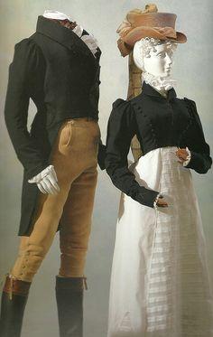 moda siglo XIX - Buscar con Google