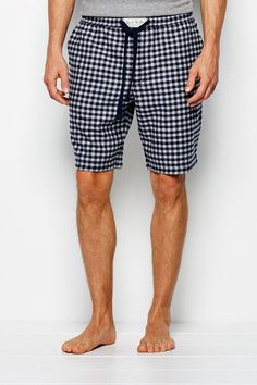WHISTON FLANNEL LOUNGE SHORTS | JackWills UK