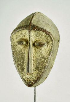 Paris New York, Thin Nose, Art Tribal, Art Premier, Art Africain, African Masks, Beautiful Mask, Contour, Arts