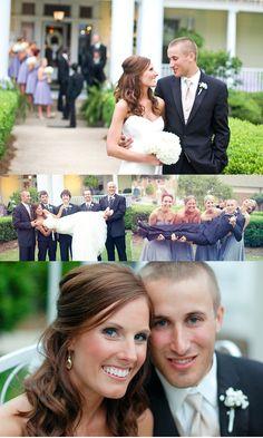 cute bridal party photo ideas