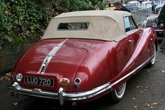 Austin Atlantic Classic European Cars, Classic Cars, Fiat 500, Austin Cars, Jaguar Daimler, Good Old, Old Cars, Vintage Cars, Motors