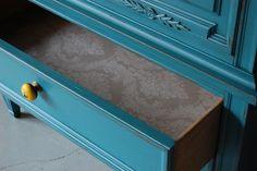 furniture refinishing tips- Design Sponge