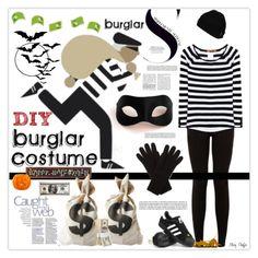 DIY Halloween Costume by mcheffer