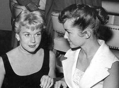 Doris Day and Debbie Reynolds