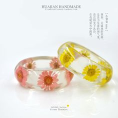 Aliexpress.com : Buy Huajian Bracelet DIY Handmade Dried Flowers Arc Width 25mm Free Shipping HJ054  from Reliable flower scrub suppliers on Huajian Jewelry  | Alibaba Group