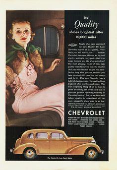 1935 Chevrolet Master DeLuxe Sport Sedan | Flickr - Photo Sharing!