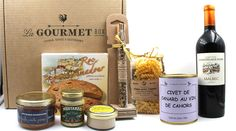 La Gourmet Box Abril 2017