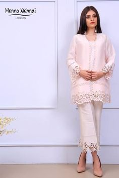 Pink Laser Cut Jacket Outfit