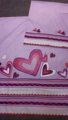 Heart design rida