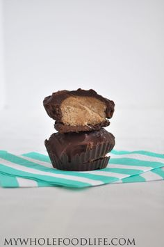 Cookie Butter Cups - My Whole Food Life