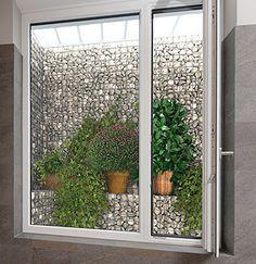 Spiegelschacht Keller alternative to metal window bright would look
