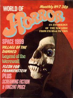 World of Horror, No. 7, 1972