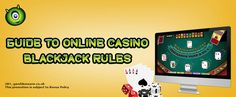 A perfect guide for the new online Blackjack players. Know the Online Casino Blackjack rules at Monster Casino. Read here: https://www.monstercasino.co.uk/blog/guide-online-casino-blackjack-rules/