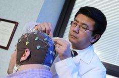 EEG cap In pursuit of precision medicine for PTSD