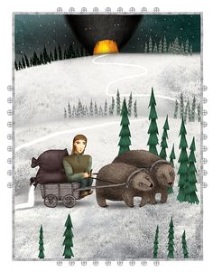 Lithuanian folk tales by Marija Smirnovaite