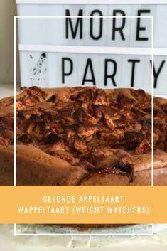 Gezonde appeltaart   De wappeltaart ⋆ Meisje Eigenwijsje   Moederschap en ondernemen