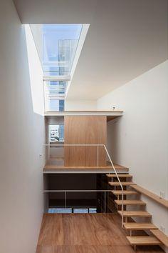 kazu721010: House in Rokkomichi / Setsuko Sakakibara Architect and Associates