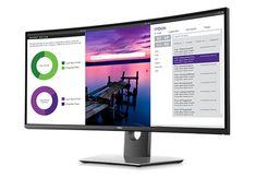 Dell UltraSharp 49 Curved Monitor: U4919DW